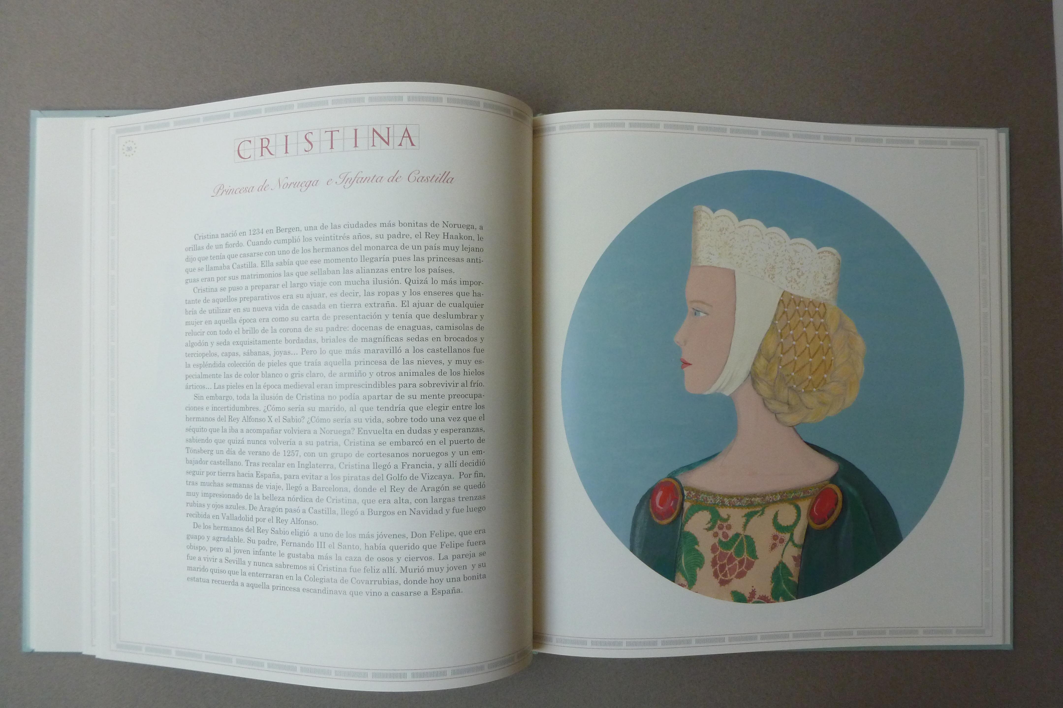 cristina de noruega