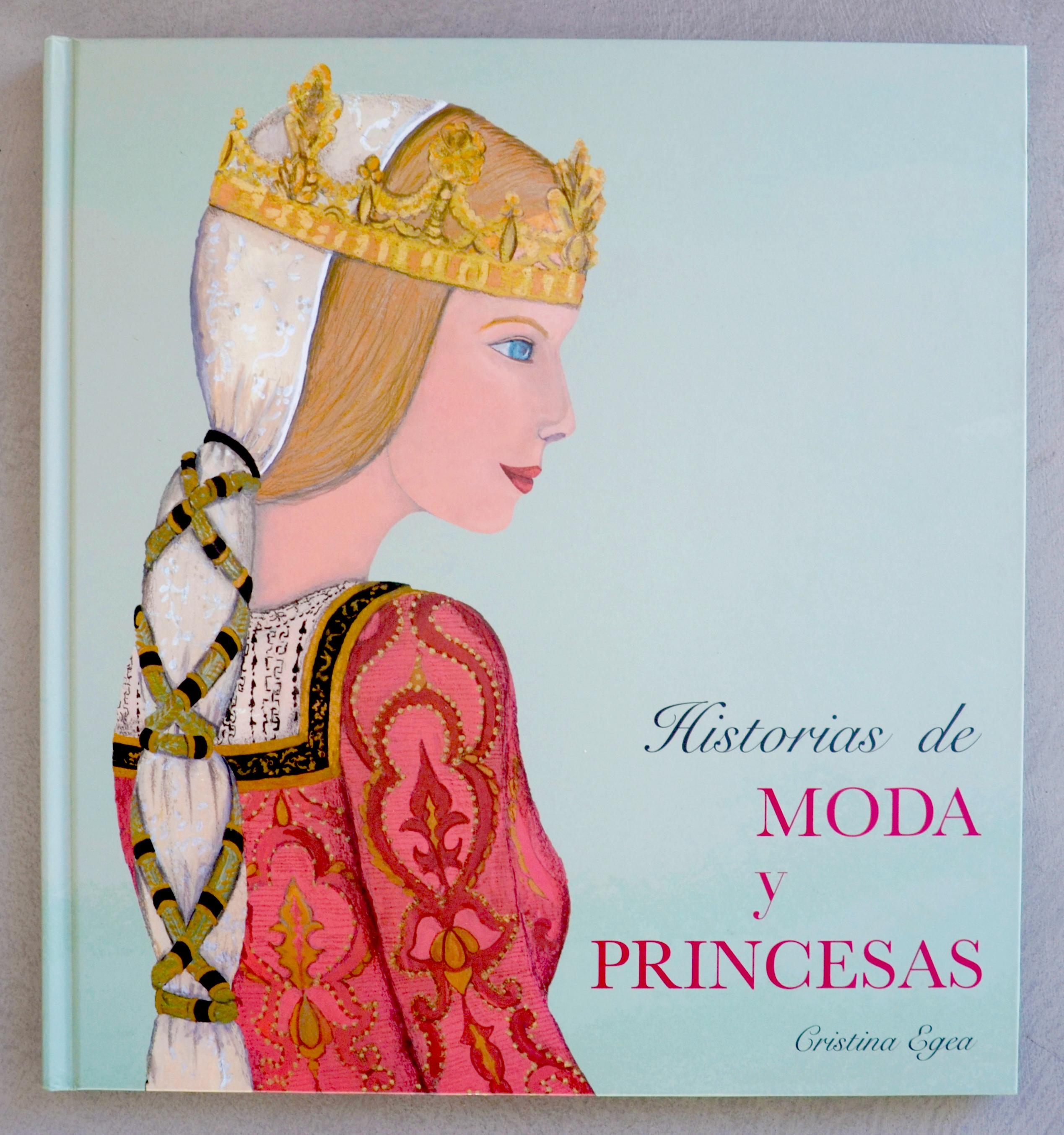 Portada del libro Historias de Moda y Princesas